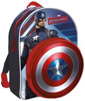 Marvel Rugzak Captain America Civil War 3d 26 X 10 X 32 Cm