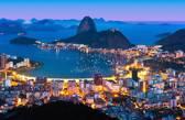 Fotobehang - Rio de Janeiro - 366 x 254 cm - Multi
