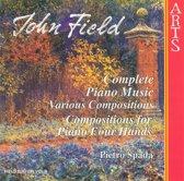Field: Complete Piano Music Vol 6 / Pietro Spada