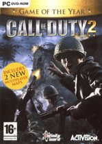 Call Of Duty 2 - Game Of The Year Edition