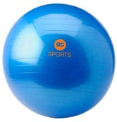 RS Sports Fitnessbal - Gymball - Ø 55 cm - Blauw