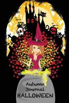 Autumn Journal Halloween