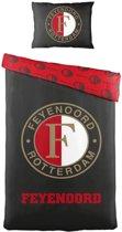 Feyenoord - Dekbedovertrek - Eenpersoons - 140 x 200