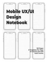 Mobile Ux/Ui Design Notebook