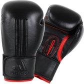 adidas Energy 300  Bokshandschoenen - Unisex - zwart/rood