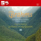 Brahms: Complete String Quartets; Clarinet Quintet