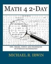 Math 4 2-Day