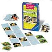 Memory spel jonge dieren