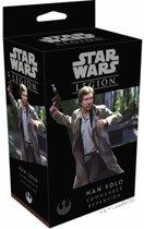 Star Wars Legion Han Solo Commander Exp