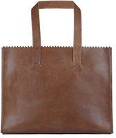MYOMY My Paper Bag Work It Dames Shopper - Bruin
