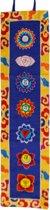 Chakra Banner (22 x 90 cm)