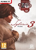 Syberia 1, 2 en 3 - Windows + Mac