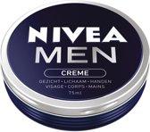 NIVEA MEN Crème - 75 ml - Bodycrème