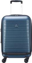 Delsey Segur 2.0 Reiskoffer - Handbagage - Blauw