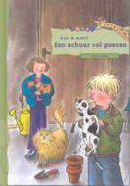 Giraf - Max en Marit Een schuur vol poezen