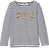 Esprit Meisjes T-shirt - Wit - Maat 128