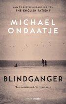 Boekomslag van 'Blindganger'