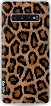 Casetastic Softcover Samsung Galaxy S10 Plus - Leopard