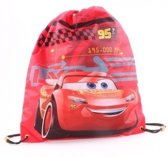 Disney Cars Bliksem McQueen Gymtas met rijgkoord