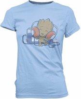 Groot Tape Deck  - Pop! Tee - Funko Pop! T-Shirt