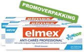 Elmex Anti Caries Professional Junior Tandpasta Duo Promo*