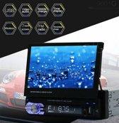 Touchscreen autoradio klapscherm inclusief achterruitkijk camera 1 Din navigatie