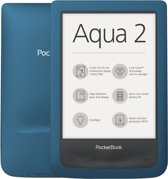 Pocketbook AQUA 2 6'' Touchscreen 8GB Wi-Fi Turkoois e-book reader