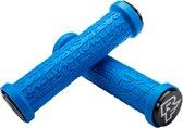Race Face Grippler handvatten, blue Diameter 33mm