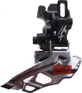 Shimano Deore XT fd-786 - Voorderailleur - 2 x 10 Spd. - Dual Pull - Direct Mount