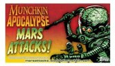 Munchkin Apocalypse Mars Attacks! booster pack