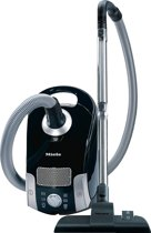 Miele Compact C1 Young Style PowerLine SCAE1  - Obsidiaanzwart - Stofzuiger met zak