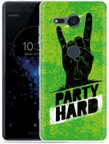 Xperia XZ2 Compact Hoesje Party Hard 3.0