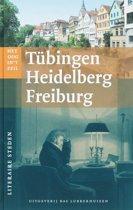 Het oog in 't zeil stedenreeks 13 - Tubingen, Heidelberg, Freiburg