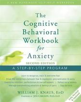 Cognitive Behavioral Workbook for Anxiety