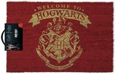 Harry Potter Welcome to Hogwarts - Deurmat