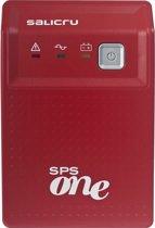Salicru SPS.500.ONE UPS 500 VA 2 AC-uitgang(en) Line-interactive