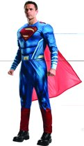 Superman™ - Dawn of Justice kostuum voor heren - Maat 56/58 - Carnavalskleding
