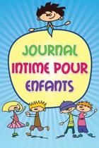 Journal Intime Pour Enfants