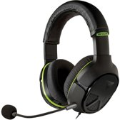 Turtle Beach Ear Force XO Four Stealth Official Xbox One Wired Stereo Gaming Headset - Zwart (Xbox One)