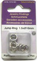 Jump Ringen - 12 stuks - Kettingen - Armbanden