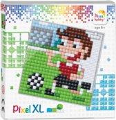 Pixelhobby XL Complete Set Voetbal