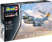 Revell Modelbouwdoos A-26b Invader 32 Cm Schaal 1:48