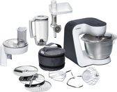keukenmachine van bosch mum5 keukenmachines. Black Bedroom Furniture Sets. Home Design Ideas