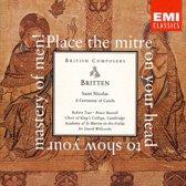 Britten: St. Nicholas, Ceremony of Carols / Willcocks