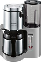 Siemens AromaSensePlus TC86505 - Koffiezetapparaat - Thermoskan