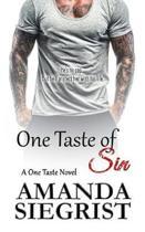 One Taste of Sin