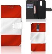 Bookstyle Case Huawei Mate 10 Lite Oostenrijk