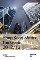 Hong Kong Master Tax Guide 2012/13
