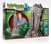 Wrebbit 3D Puzzel - New York Empire State Building - 975 stukjes