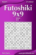 Futoshiki 9x9 - Mittel - Band 9 - 276 R tsel